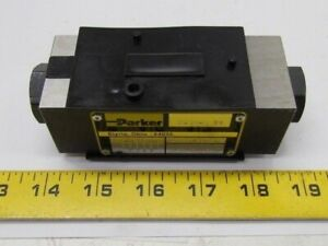 Parker Hydraulic Cpom2aan 50 Manapak Pilot Operated Check Valve
