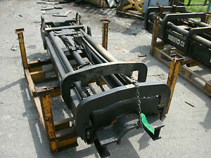 Cl 5740m2302 Forklift Mast Upright Lift New Missing Carriage And Center Cylinder