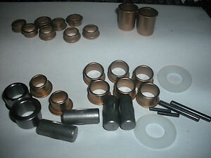 Set Of John Deere Seat Bushings 50 520 530 620 630 720 730 820