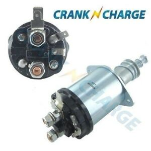 Starter Solenoid Ford Tractor 3000 334 335 3400 3500 3550 3600 3610 3910 4000