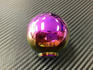 Neo Chrome 10x1 5mm Weighted Ball Shift Knob Honda Civic Integra Gsr Accord Crx