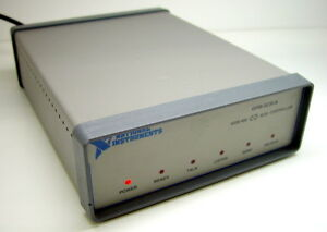 National Instruments Gpib scsi a Ieee 488 Scsi Controller interface