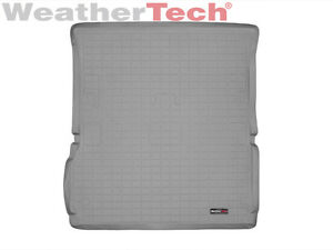 Weathertech Cargo Liner Trunk Mat For Toyota Sequoia Large 2001 2007 Grey
