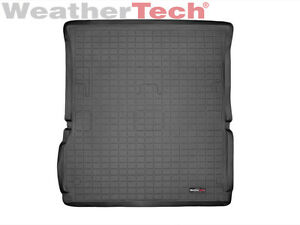 Weathertech Cargo Liner Trunk Mat For Toyota Sequoia Large 2001 2007 Black