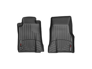 Weathertech Floor Mats Floorliner For Ford Mustang 2005 2010 Black 1st Row