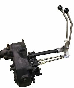 Jeep Commando Jeepster Twin stick Stainless P n D20j Transfer Case Shifter