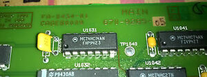 Tektronix Tdr 1502b 670 9285 05 Main Pcb Board