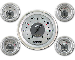 Classic Instruments 59 60 Impala El Camino Chevy Car Gauge Package Speedo All Am