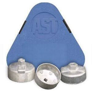 Assenmacher Specialty Tools Toy300 Toyota Oil Filter Wrench Set 3 pc
