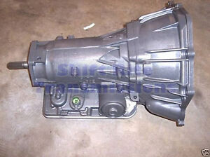 4l70e Hi performance Stage I Remanfactured Transmission M70 Rebuilt Trailblazer