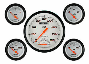 Classic Instruments 59 60 Impala El Camino Chevy Car Gauge Package Speedo Vs Wt