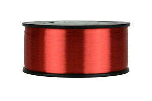 Temco Magnet Wire 41 Awg Gauge Enameled Copper 1 5lb 155c 58564ft Coil Winding