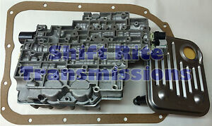 4l80e Valve Body Remanfactured 97 03 Updated Transmission Valvebody Mt1 Rebuilt