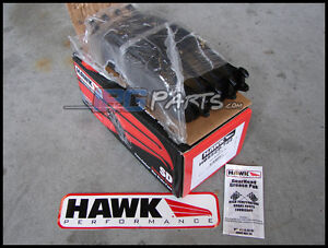 Hawk Performance Superduty Towing Brake Pads For Dodge Ram 2500 3500 Cummins