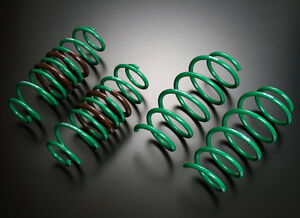 Tein 2001 2005 Honda Civic S Tech Lowering Springs Dx Lx Ex Hx Gx Coupe Sedan
