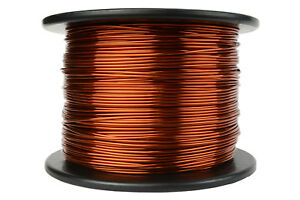 Temco Magnet Wire 14 Awg Gauge Enameled Copper 7 5lb 592ft 200c Coil Winding