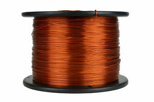 Temco Magnet Wire 20 Awg Gauge Enameled Copper 7 5lb 2355ft 200c Coil Winding