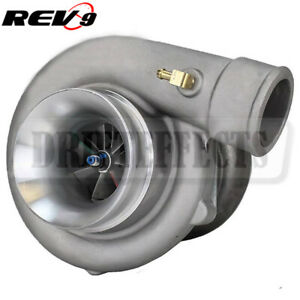 Rev9 Tx 60 62 Turbocharger Turbo Charger T4 Ar68 4 Inlet 3 V Band Downpipe
