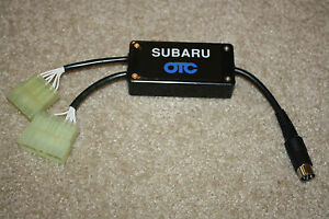 New 3305 15 Subaru Import Adapter Genisys Mentor Determinator Tech Force Scan