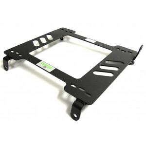 Planted Seat Bracket Passenger right Side For Acura Rsx 02 06 Steel Black