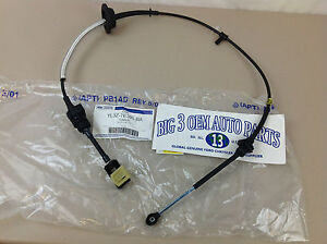 Ford F 150 Expedition Lincoln Navigator Auto Transmission 4r70w Shift Cable Oem