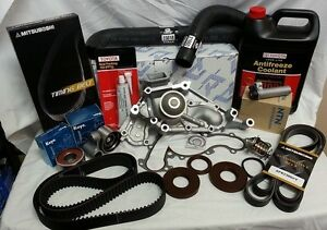 2004 2006 Toyota Tundra 4 7l V8 Complete Timing Belt Aisin Water Pump Hose Kit