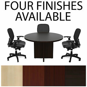 Cherryman Amber 42 Round Office Conference Table