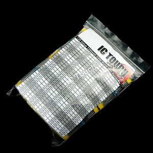 135value 1350pcs 1 4w Metal Film Resistor Assortment Kit Kitb0027