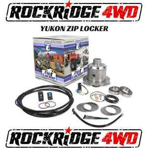 Yukon Zip Locker Air Dana 30 W 27 Spline Axles Jeep Jk Xj Yj Tj Lj 3 73 Up