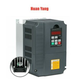 7 5kw 10hp 34a Updated Variable Frequency Drive Inverter Vfd 220v New
