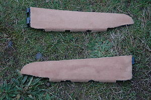 04 Porsche Cayenne Turbo Front Seat Side Carpet Cover Tan Left Or Right Oem