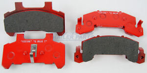 Kodiak Boat Trailer Disc Brake Pads Ceramic 2 Calipers For 5 Lug 3500lbs Axles