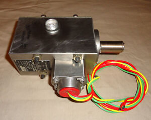 Teledyne Hydra Power Hp1262200 1 Electrical Trip Solenoid Valve 162c2568p New