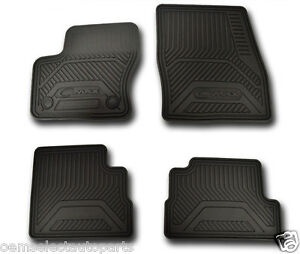 Oem New 2013 2018 Ford C Max All Weather Vinyl Floor Mats Front And Rear Cmax