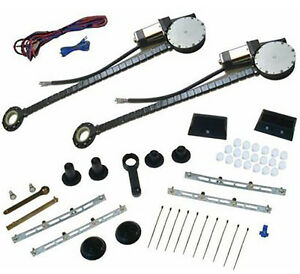 1967 1981 Camaro Power Window Kit Camaro Power Window Conversion Kit