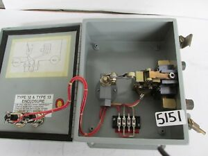 Riggs Engineering Pneumatic Control Box W power On Light Type 12 13 3 8 Fnpt