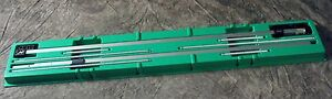 Mo Clamp 7000 Universal Tram Gauge W Storage Case Moclamp Made In Usa