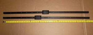 Tsubaki Linear Slide Guide Rail Bearings Carriage Truck Thk Iko Motion 37 5