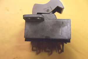 1 Vintage Interior Toggle Switch For Some American Made Cars Made In The Usa