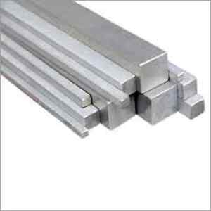 Alloy 304 Stainless Steel Square Bar 1 2 X 1 2 X 72