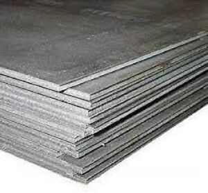 Hot Rolled Steel Plate Sheet A 36 1 4 X 24 X 48