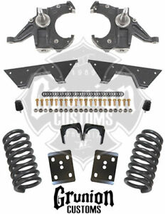 Mcgaughys Chevy C10 4 5 6 Lowering Kit 1973 1987 Gmc C15 Ld 2wd 93151