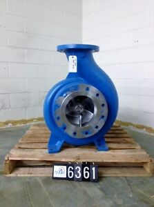 Sulzer Pump Model Apt 44 8 Stainless Steel sku Pt6361