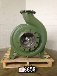 Worthington Pump Model 8 Frbh 223 Stainless Steel sku P6659