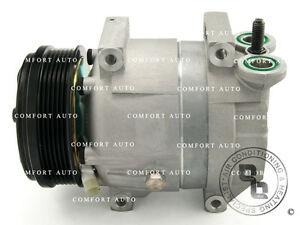 New A c Ac Air Conditioning Compressor Pump Fits 2006 Pontiac Wave5 1 6l