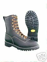 8 Wildland Firefighter Boot By Hoffman s Size 7 1 2 E