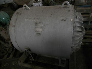 A c Electric Motor Mine Mill Duty 300hp 4160v Tefc 1775rpm 26js8 Frame