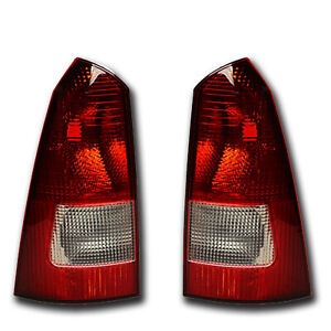 New Oem 2003 2007 Ford Focus Wagon Taillight Lamps Set Both Sides Left Right