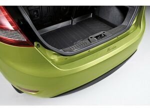 Oem New 2011 2013 Ford Fiesta Rear Bumper Protector Applique Self Adhesive