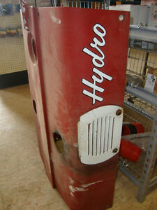 International Harvester 544 Gas Hydro Front Hood